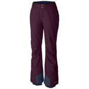 Columbia Bugaboo Omni-Heat Pant - Plus Size Womens Ski Pants, Purple Dahlia, medium