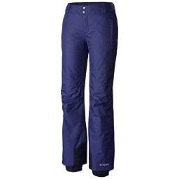 Columbia Bugaboo Omni-Heat Pant - Plus Size Womens Ski Pants, Nightshade, 256