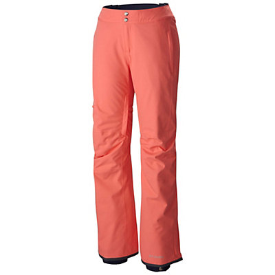 Columbia Veloca Vixen Plus Womens Ski Pants, Hot Coral, viewer