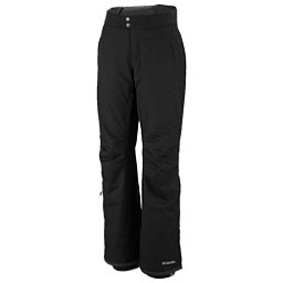 Columbia Veloca Vixen Plus Womens Ski Pants, Black, 256