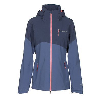 Columbia CSC Mogul Womens Shell Ski Jacket, Nocturnal-Bluebell, viewer