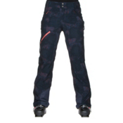 Columbia Zip Down Womens Ski Pants, Nocturnal Haze Print, medium