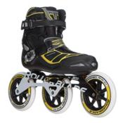 Rollerblade Tempest 125 3WD Inline Skates 2017, Black, medium