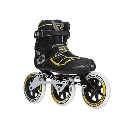 Rollerblade Tempest 125 3WD Inline Skates 2017, Black, viewer