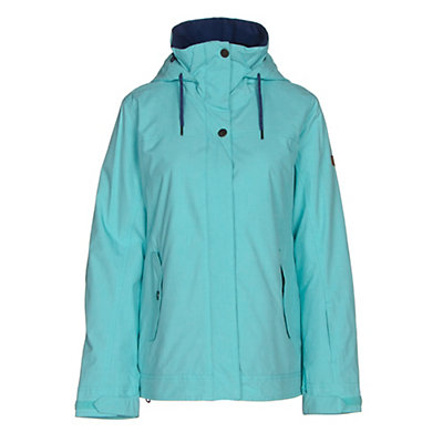 Roxy Billie Womens Insulated Snowboard Jacket, , viewer