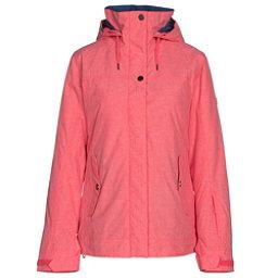 Roxy Billie Womens Insulated Snowboard Jacket, Paradise Pink, 256