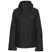 Roxy Jetty 3N1 Womens Insulated Snowboard Jacket, True Black, medium