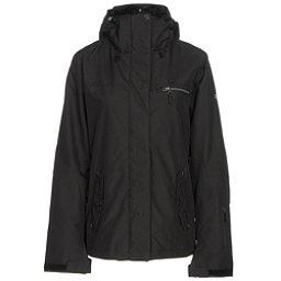Roxy Jetty 3N1 Womens Insulated Snowboard Jacket, True Black, 256