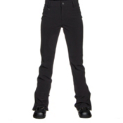 Roxy Creek Womens Snowboard Pants, True Black, medium