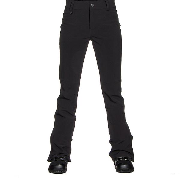 Roxy Creek Womens Snowboard Pants, True Black, 600