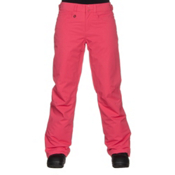Roxy Backyard Womens Snowboard Pants, Paradise Pink, medium