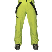 Obermeyer Force Suspender Mens Ski Pants, Screamin Green, medium