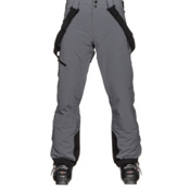 Obermeyer Force Suspender Mens Ski Pants, Graphite, medium