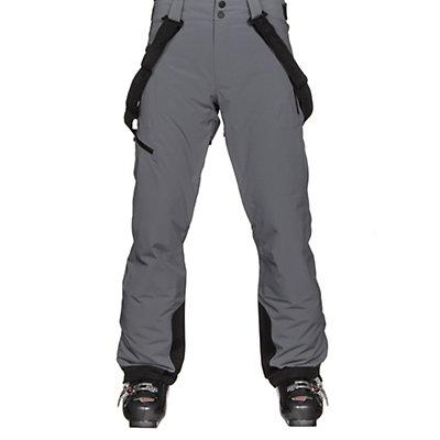 Obermeyer Force Suspender Mens Ski Pants, Graphite, viewer
