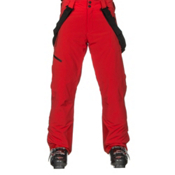 Obermeyer Force Suspender Mens Ski Pants, Red, medium