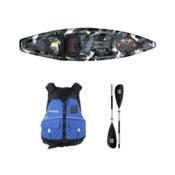 Feelfree Moken 10 Winter Camo Kayak - Sport Package 2016, , medium