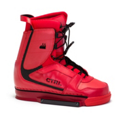 CTRL Imperial Red Wakeboard Bindings, , medium