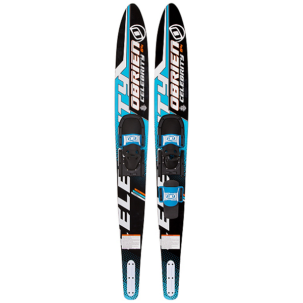O'Brien Celebrity Combo Water Skis With 700 Adjustable Bindings, , 600