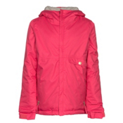 686 Wendy Insulated Girls Snowboard Jacket, Fuschia, medium