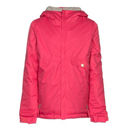 686 Wendy Insulated Girls Snowboard Jacket, Fuschia, 256