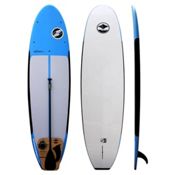 Boardworks Surf B-Ray 10'6 Stand Up Paddleboard Package, Blue, medium