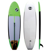 Boardworks Surf B-Ray 10'6 Stand Up Paddleboard Package, Green, medium