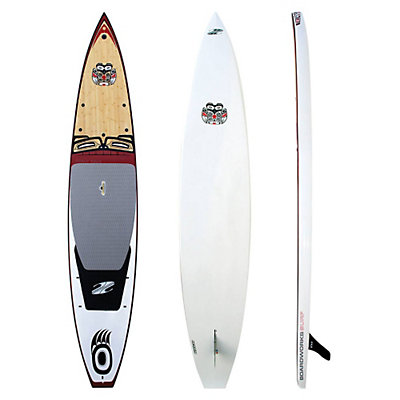 Boardworks Surf Great Bear 14ft Touring Stand Up Paddleboard 2016, , viewer