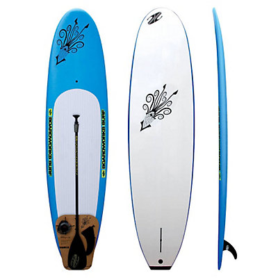 Boardworks Surf Squid Youth Stand Up Paddleboard Package, , viewer