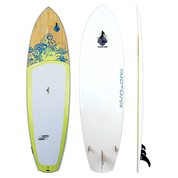 Boardworks Surf Sirena 9'11 Recreational Stand Up Paddleboard, , 600
