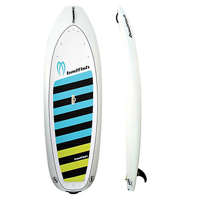 Boardworks Surf MVP 9ft River Stand Up Paddleboard, White, viewer