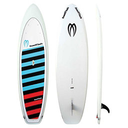 Boardworks Surf MVPX 10'6 River Stand Up Paddleboard, , 256