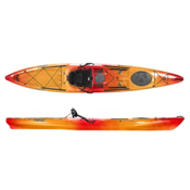 Wilderness Systems Tarpon 140 Sit On Top Kayak 2016, Mango, medium