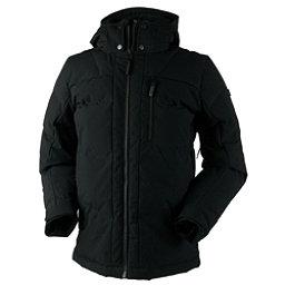 Obermeyer Gamma Down Mens Jacket, Black, 256