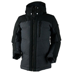 Obermeyer Gamma Down Mens Jacket, Herringbone, 256
