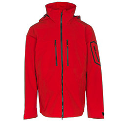 Obermeyer Supernova Mens Shell Ski Jacket, Red, 256