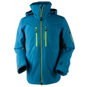 Obermeyer Supernova Mens Shell Ski Jacket, High Seas, medium