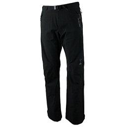 Obermeyer Peak Shell Mens Ski Pants, Black, 256