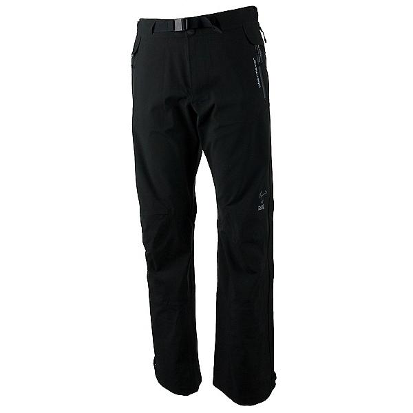 Obermeyer Peak Shell Mens Ski Pants, Black, 600