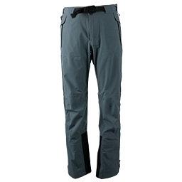 Obermeyer Peak Shell Mens Ski Pants, Graphite, 256