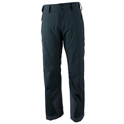 Obermeyer Process Short Mens Ski Pants, Ebony, viewer