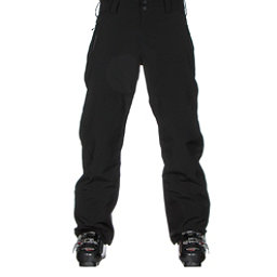 Obermeyer Process Short Mens Ski Pants, Black, 256