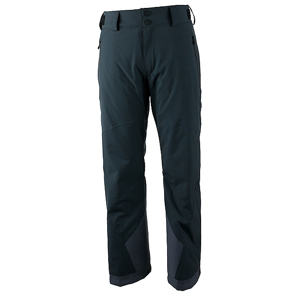 Obermeyer Process Long Mens Ski Pants, Ebony, 600