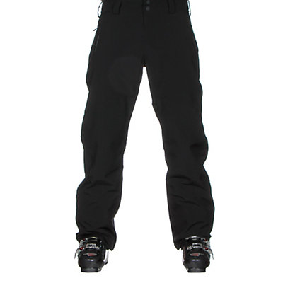 Obermeyer Process Long Mens Ski Pants, Ebony, viewer
