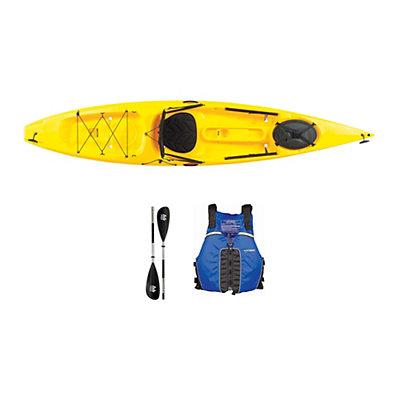Ocean Kayak Tetra 12 Yellow Kayak - Sport Package 2016, Blue, viewer