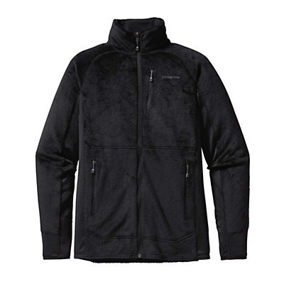 Patagonia R2 Mens Jacket, Black, viewer