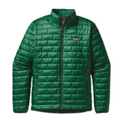 Patagonia Nano Puff Mens Jacket, Legend Green, medium