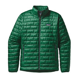 Patagonia Nano Puff Mens Jacket, Legend Green, 256