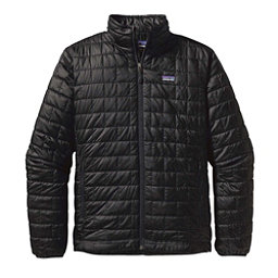 Patagonia Nano Puff Mens Jacket, Black, 256
