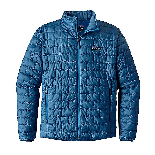 Patagonia Nano Puff Mens Jacket, Big Sur Blue, 600