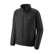 Patagonia Nano Puff Mens Jacket, Black, medium